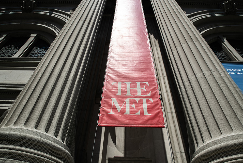 "The Metropolitan Museum of Art in New York, May 19, 2019. The Met announced that it will temporarily close its Fifth Avenue flagship and two other locations — the Met Breuer and the Met Cloisters — starting Friday, March 13, 2020, ""to support New York City's effort to contain the spread of COVID-19."" Jeenah Moon/The New York Times."
