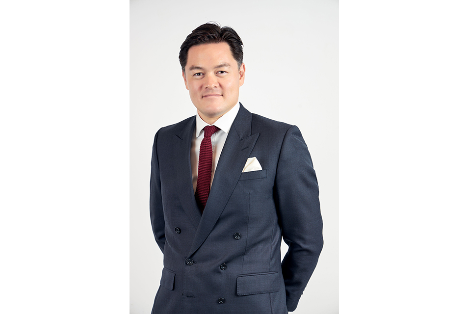 Since joining Phillips in May 2016, Mr. Crockett has been instrumental in spearheading the company's growth and business development across Asia. Image courtesy of Phillips.
