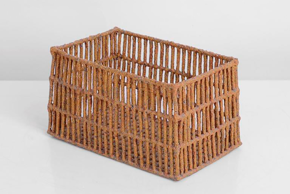 Annie Turner (British, b.1958), 'Mussel Box'. Sold for: £1,140.