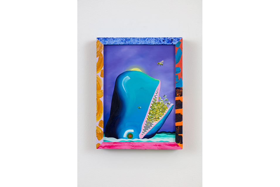 Untitled (Whale), 2020.