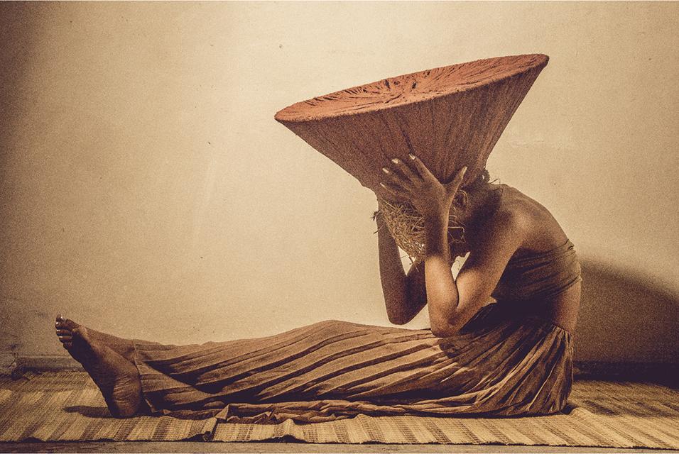 Work by Nomfundo Mkhize. Photo: Berman Contemporary.