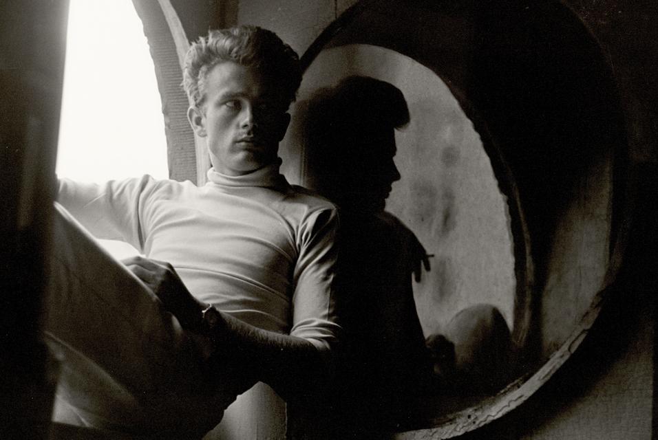 James Dean Original Photograph by Roy Schatt.